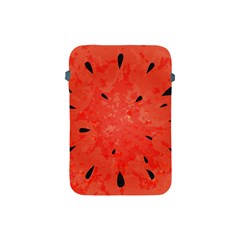 Summer Watermelon Design Apple Ipad Mini Protective Soft Cases by TastefulDesigns