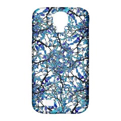 Modern Nouveau Pattern Samsung Galaxy S4 Classic Hardshell Case (pc+silicone) by dflcprints