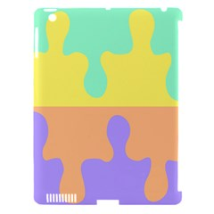 Puzzle Gender Apple Ipad 3/4 Hardshell Case (compatible With Smart Cover) by Mariart