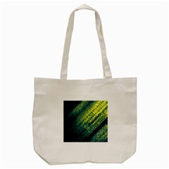 Polygon Dark Triangle Green Blacj Yellow Tote Bag (cream) by Mariart