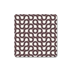Seamless Geometric Circle Square Magnet by Mariart