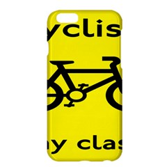 Stay Classy Bike Cyclists Sport Apple Iphone 6 Plus/6s Plus Hardshell Case by Mariart