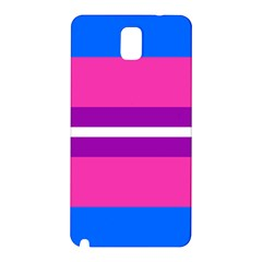 Transgender Flags Samsung Galaxy Note 3 N9005 Hardshell Back Case by Mariart