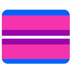 Transgender Flags Double Sided Flano Blanket (medium)  by Mariart