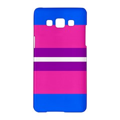 Transgender Flags Samsung Galaxy A5 Hardshell Case  by Mariart