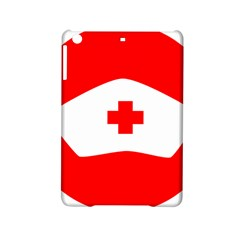 Tabla Laboral Sign Red White Ipad Mini 2 Hardshell Cases by Mariart