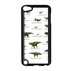 Dinosaurs Names Apple Ipod Touch 5 Case (black) by Valentinaart