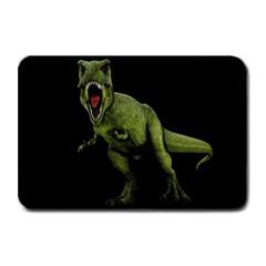 Dinosaurs T Rex Plate Mats by Valentinaart