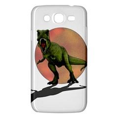 Dinosaurs T Rex Samsung Galaxy Mega 5 8 I9152 Hardshell Case  by Valentinaart