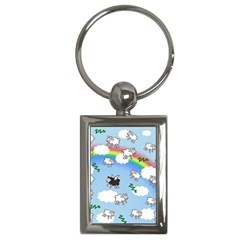 Sweet Dreams  Key Chains (rectangle)  by Valentinaart