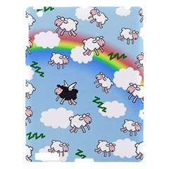 Sweet Dreams  Apple Ipad 3/4 Hardshell Case by Valentinaart