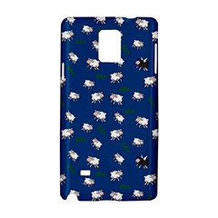 Sweet Dreams  Samsung Galaxy Note 4 Hardshell Case by Valentinaart