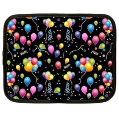 Balloons   Netbook Case (xxl)  by Valentinaart