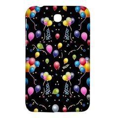 Balloons   Samsung Galaxy Tab 3 (7 ) P3200 Hardshell Case  by Valentinaart