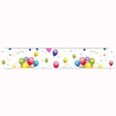 Balloons   Small Bar Mats by Valentinaart
