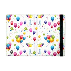 Balloons   Apple Ipad Mini Flip Case by Valentinaart