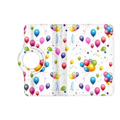 Balloons   Kindle Fire Hd (2013) Flip 360 Case by Valentinaart