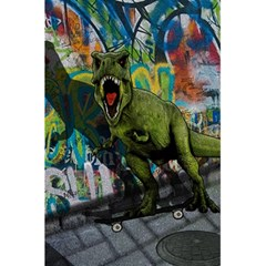 Urban T-Rex 5.5  x 8.5  Notebooks by Valentinaart
