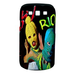 Pussy Riot Samsung Galaxy S Iii Classic Hardshell Case (pc+silicone) by Valentinaart