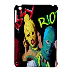 Pussy Riot Apple Ipad Mini Hardshell Case (compatible With Smart Cover) by Valentinaart
