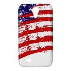 American Flag Samsung Galaxy Mega 6 3  I9200 Hardshell Case by Valentinaart