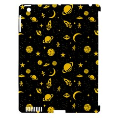 Space Pattern Apple Ipad 3/4 Hardshell Case (compatible With Smart Cover) by ValentinaDesign