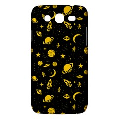 Space Pattern Samsung Galaxy Mega 5 8 I9152 Hardshell Case  by ValentinaDesign