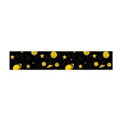 Space Pattern Flano Scarf (mini) by ValentinaDesign