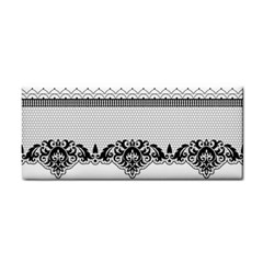 Transparent Lace Decoration Cosmetic Storage Cases by Nexatart