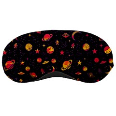 Space Pattern Sleeping Masks by ValentinaDesign