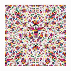 Otomi Vector Patterns On Behance Medium Glasses Cloth (2 Side) by Nexatart