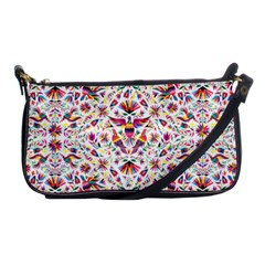 Otomi Vector Patterns On Behance Shoulder Clutch Bags by Nexatart