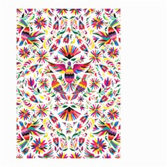 Otomi Vector Patterns On Behance Small Garden Flag (two Sides) by Nexatart