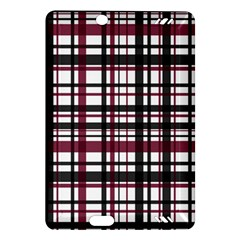 Plaid Pattern Amazon Kindle Fire Hd (2013) Hardshell Case by ValentinaDesign
