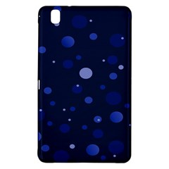 Decorative Dots Pattern Samsung Galaxy Tab Pro 8 4 Hardshell Case by ValentinaDesign