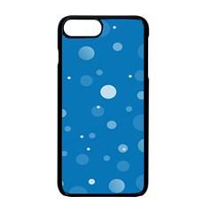 Decorative Dots Pattern Apple Iphone 7 Plus Seamless Case (black) by ValentinaDesign