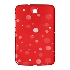 Decorative Dots Pattern Samsung Galaxy Note 8 0 N5100 Hardshell Case  by ValentinaDesign