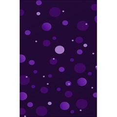 Decorative Dots Pattern 5 5  X 8 5  Notebooks by ValentinaDesign