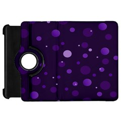 Decorative Dots Pattern Kindle Fire Hd 7  by ValentinaDesign
