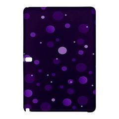 Decorative Dots Pattern Samsung Galaxy Tab Pro 12 2 Hardshell Case by ValentinaDesign
