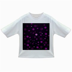 Decorative Dots Pattern Infant/toddler T Shirts by ValentinaDesign