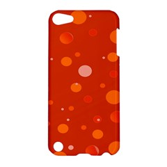 Decorative Dots Pattern Apple Ipod Touch 5 Hardshell Case by ValentinaDesign