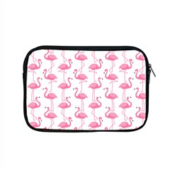 Pink Flamingos Pattern Apple Macbook Pro 15  Zipper Case by Nexatart