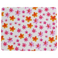 Watercolor Summer Flowers Pattern Jigsaw Puzzle Photo Stand (rectangular) by TastefulDesigns