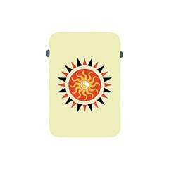 Yin Yang Sunshine Apple Ipad Mini Protective Soft Cases by linceazul