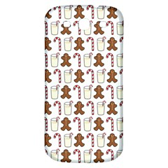 Christmas Trio Pattern Samsung Galaxy S3 S Iii Classic Hardshell Back Case by Nexatart