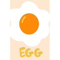 Egg Eating Chicken Omelette Food 5 5  X 8 5  Notebooks by Nexatart