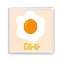 Egg Eating Chicken Omelette Food Memory Card Reader (square)  by Nexatart