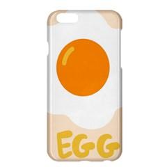 Egg Eating Chicken Omelette Food Apple Iphone 6 Plus/6s Plus Hardshell Case by Nexatart