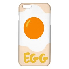 Egg Eating Chicken Omelette Food Iphone 6 Plus/6s Plus Tpu Case by Nexatart